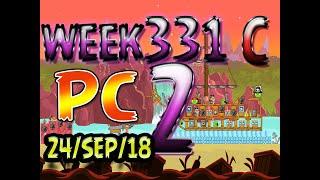 Angry Birds Friends Tournament Level 2 Week 331-C PC Highscore POWER-UP walkthrough