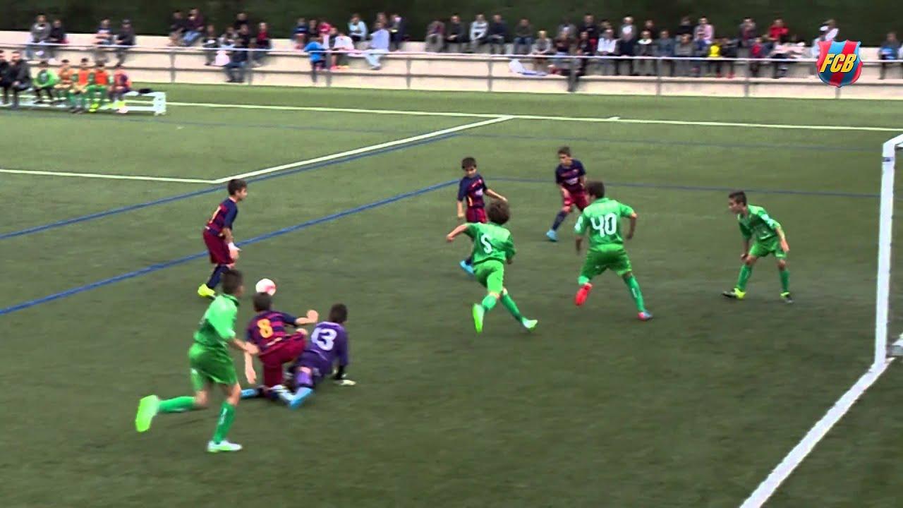 VIDEO – Masia al potere: gol fantastico dei ragazzini del Barcellona