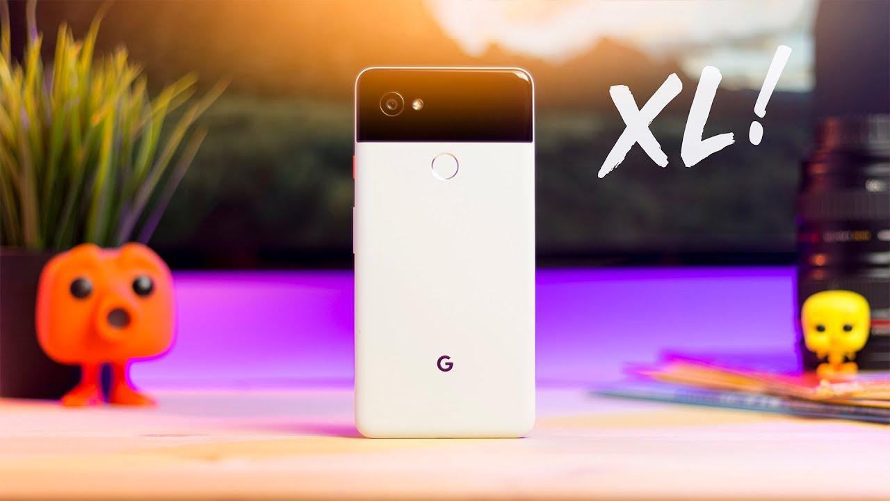 Google Pixel 2 Xl Mon Expérience