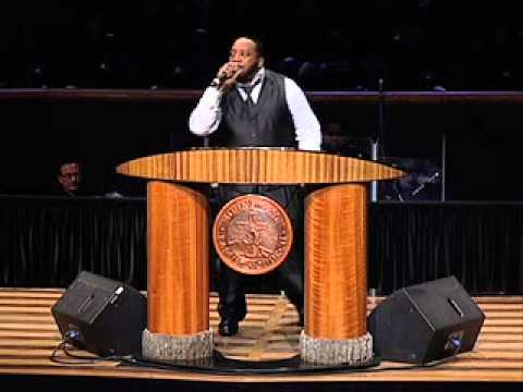 Dr. Marvin Sapp - Survivor Sunday sermon highlights -Mt.Zion Bishop Joseph Walker III
