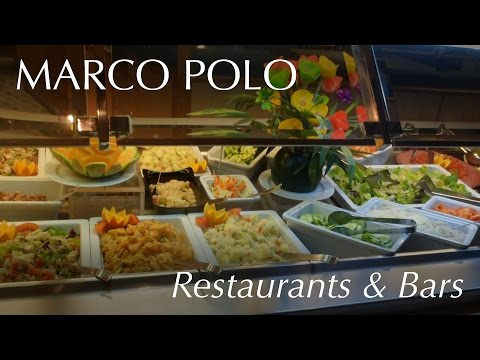 Cruise & Maritime Voyages - Marco Polo Restaurants & Bars