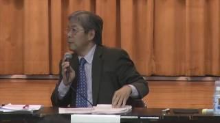 第2回 豊洲市場における土壌汚染対策等に関する専門家会議 前半