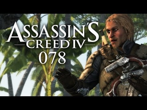 ASSASSIN'S CREED 4: BLACK FLAG #078 - Die letzte Maya-Stele [HD+] | Let's Play Assassin's Creed 4