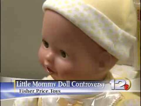 Little Mommie Doll Says Islam Is The Light, Instead Of Mama