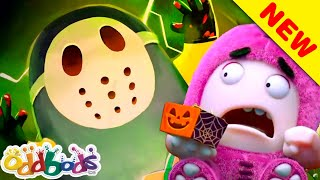 ODDBODS | Halloween Scariest Movie | NEW HALLOWEEN 2020 | Cartoons For Kids