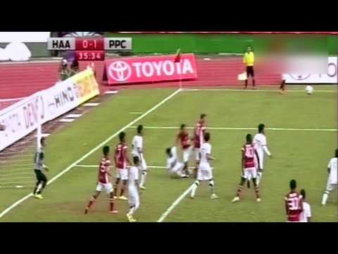 Best Highlights from TMCC 2014: Phnom Penh Crown FC