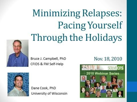 Minimizing Relapses: Pacing Yourself Through the Holidays