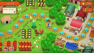 Harvest Moon: Mad Dash - Official Trailer