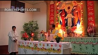 The situation of the Catholic Church in China explained