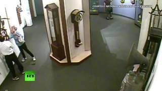 видео Музей и посетитель.