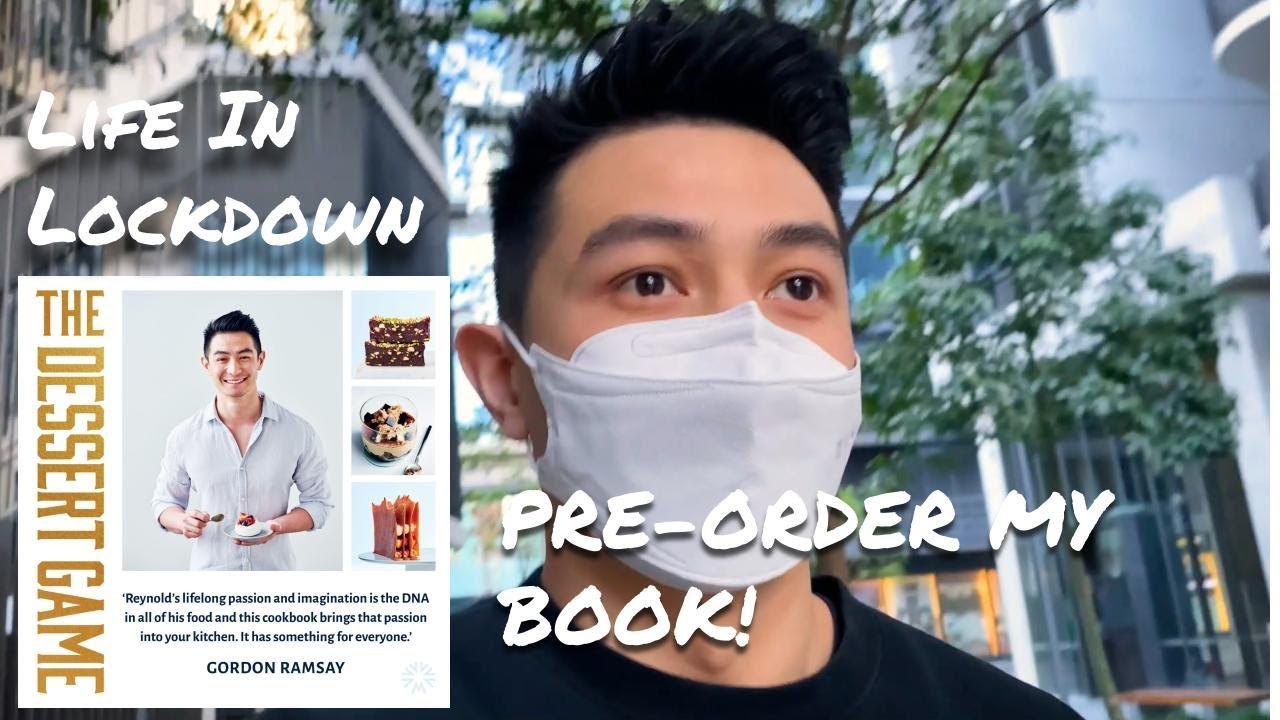 LOCKDOWN AGAIN! - Cookbook Announcement!
