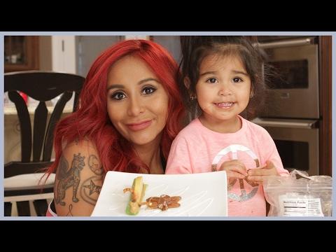 Snooki's Animal Snacks with Giovanna!