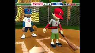 Backyard Baseball 2009 season mode ep2