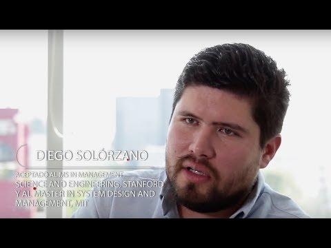 Diego Solórzano. Ciudad de México, México.