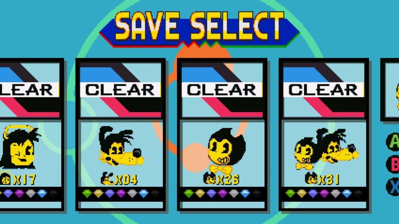 Sonic Mania Mod - Bendy Mania (New!)