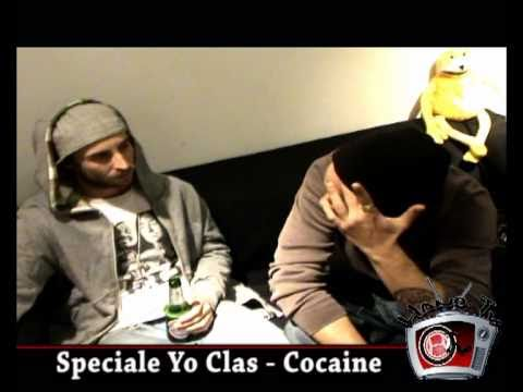 YoClas Intervista sul video Cocaina, Club Dogo feat. Noyz Narcos - Hano.it