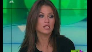 Анна Кастерова, секс-символ Россия-2, в шоу НОЧЬ