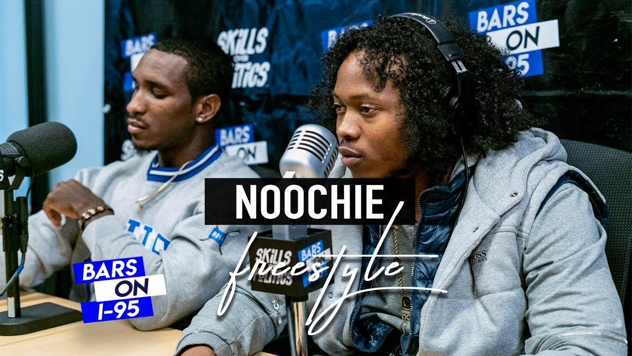 Noochie Bars On I-95 Freestyle
