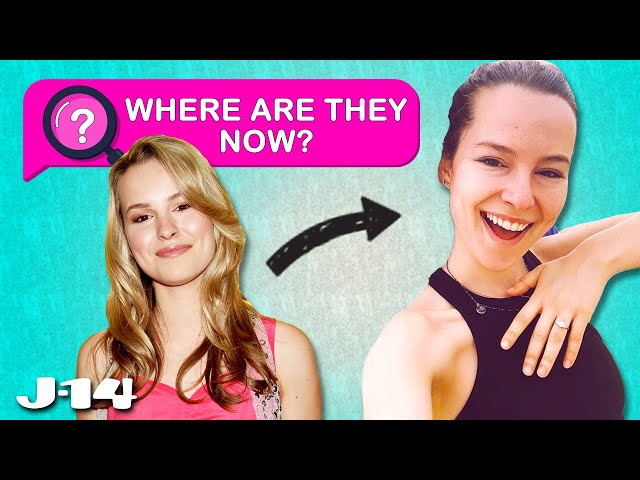 Where\'s Teddy From Good Luck Charlie Now? See What Bridgit Mendler Is Up To