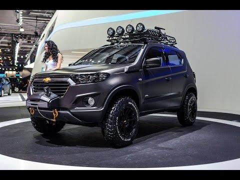 Chevrolet Niva 2 Новая Шевроле Нива 2016 2017 года