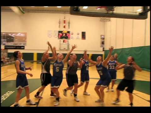Cedars Christian school girls basketball team in ...
