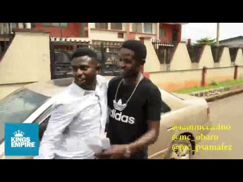 THE CAR DEALER by MC CASINO,  MC OBARO and  PSAMAFEZ
