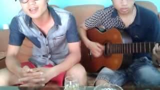 bông hồng thủy tinh guitar