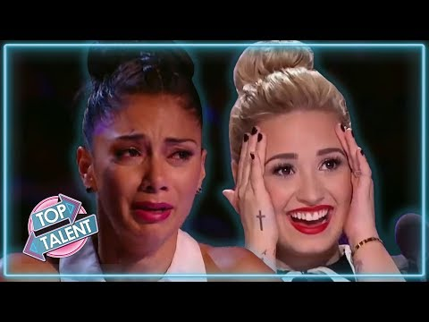 BETTER THAN THE ORIGINAL? | Unique Cover Auditions on Got Talent, Idols and X Factor | Top Talent