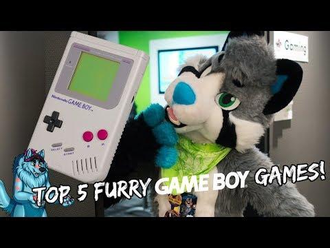Top 5 Furry Game Boy Games!!! |