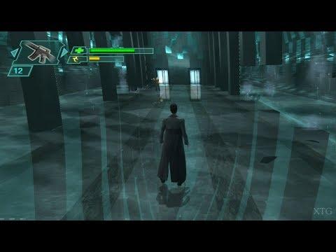 The Matrix: Path Of Neo PS2 Gameplay HD (PCSX2)
