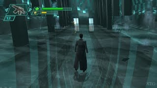 The Matrix: Path of Neo PS2 Gameplay HD (PCSX2)