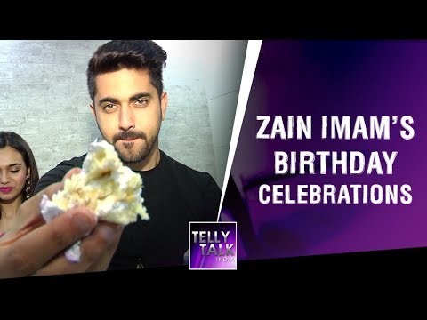 Zain Imam's Surprise Birthday Celebration With Zoom, Talks About His Birthday Wish & More