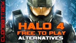 Halo 4 Free To Play Alternatives (Download For PC) - CloneAttack
