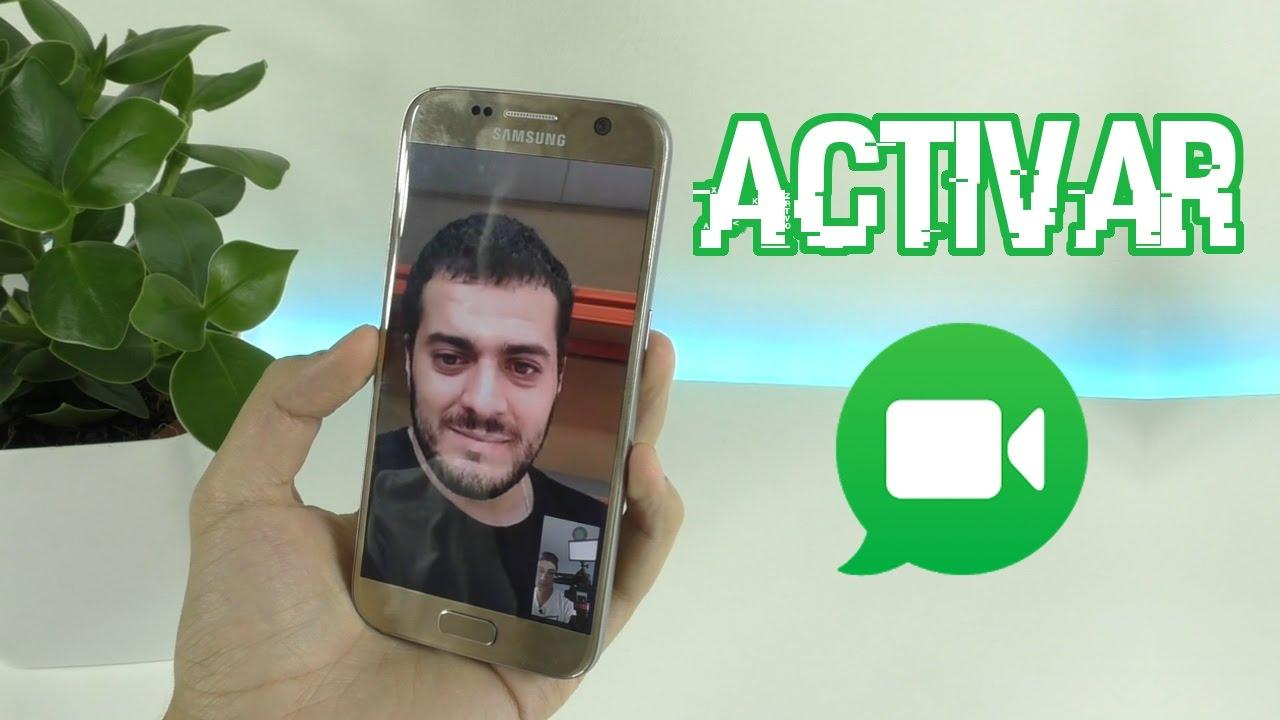 83ce43a96fc Cómo ACTIVAR las VIDEOLLAMADAS en WHATSAPP - YouTube