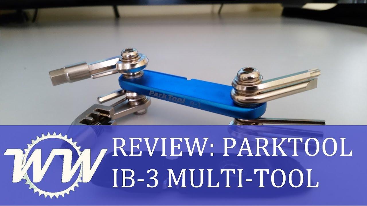 Park Tool IB-3C I-Beam Mini Folding Multi-Tool