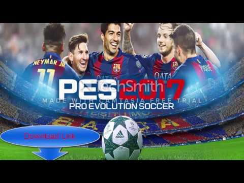 Download pes 2017 ISO psp-latest version V 5 - YouTube