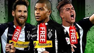 FIFA 19: NUR MIT VORVERTRÄGEN zum CHAMPIONS LEAGUE TITEL!? 🏆😱🔥 - Gladbach Sprint to Glory Challenge