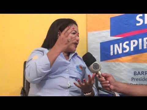 Entrevista com a Governadora do Rotary