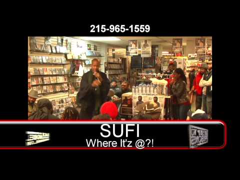 Where It'z @?! Sufi Hip Hop