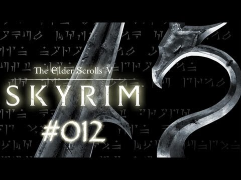 Let's Play The Elder Scrolls 5: Skyrim #012 [Deutsch] [HD] - Wandersmann