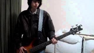 Love comes tumbling (U2) - Cover de baixo/bass
