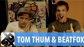 TOM THUM & BEATFOX  |  Australian & UK Beatbox