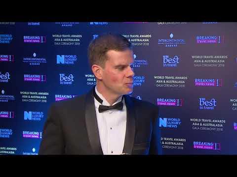 Jamie Mead, general manager, Hilton Kuala Lumpur