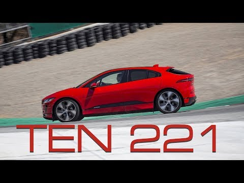 how-to-win-a-tesla,-tesla-stays-public,-jaguar-i-pace-claims-new-record:-ten-episode-221