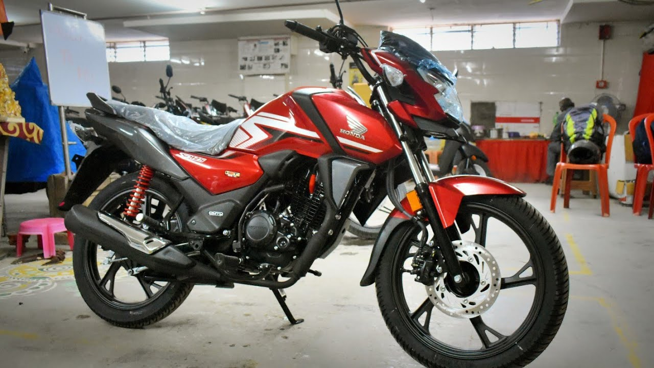 New Honda Sp125 Bs6 And Fi 2020 Disc Cbs New Features