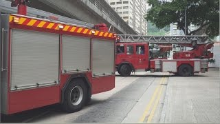 Hong Kong Emergency Services Compilation 3 (2014-2015)