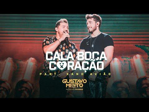 Gustavo Mioto – Cala Boca Coração (Letra) ft. Xand Avião