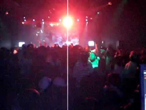 DJ Shadow @ Club Dominos in Monroe, Louisiana