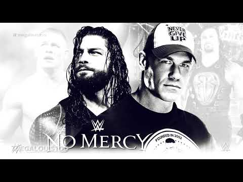 "WWE No Mercy 2017 Official Theme Song - ""No Mercy"" by KIT"
