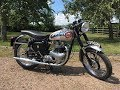 BSA RGS Replica 1960 650cc for Sale
